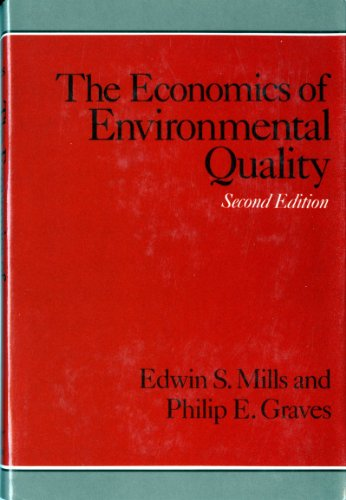 The Economics of Environmental Quality