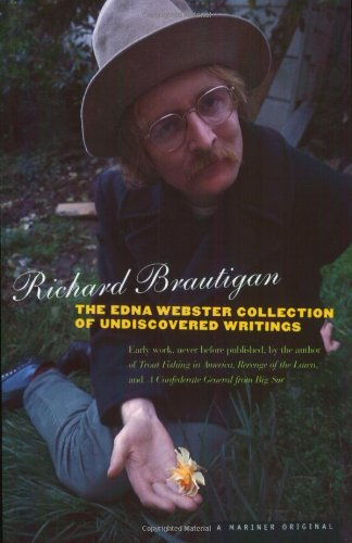 The Edna Webster Collection of Undiscovered Writing 9780395974698
