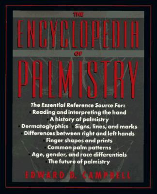 The Encyclopedia of Palmistry 9780399519772