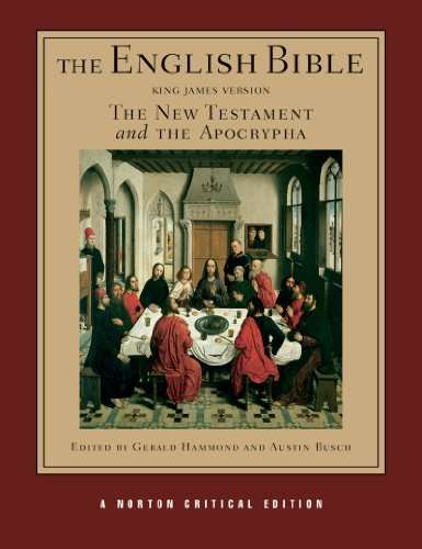 English Bible Volume 2-KJV-New Testament and Apocrypha 9780393975079