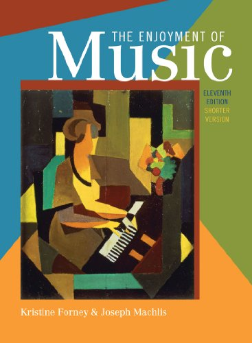 The Enjoyment of Music, Shorter Version [With Access Code] - 11th Edition