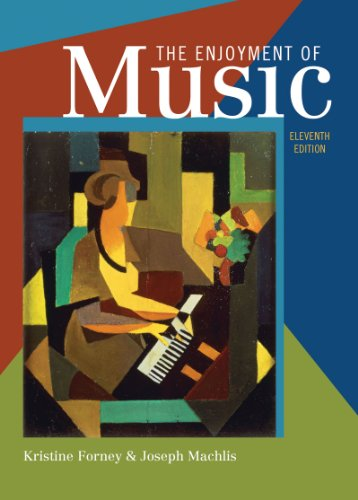 The Enjoyment of Music: An Introduction to Perceptive Listening 9780393935202