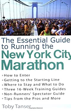 The Essential Guide to Running the New York City Marathon 9780399528521