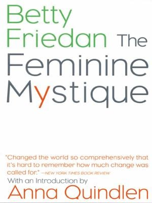 The Feminine Mystique 9780393322576