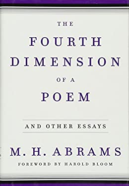 The Fourth Dimension of a Poem: And Other Essays 9780393058307