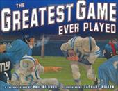 The Greatest Game Ever Played 1261079