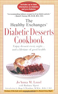 The Healthy Exchanges Diabetic Desserts Cookbook 9780399528842