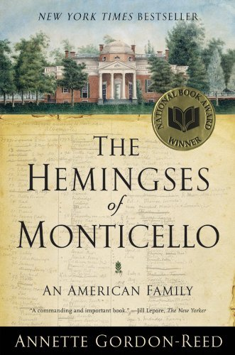 The Hemingses of Monticello: An American Family 9780393337761