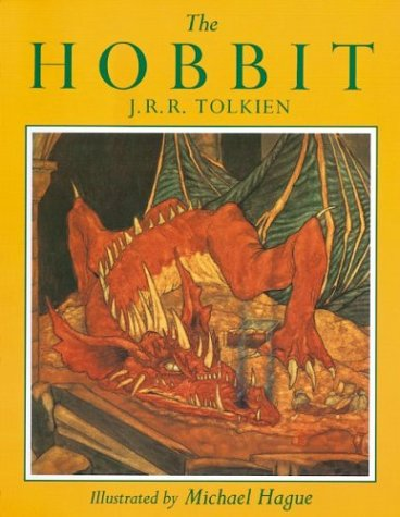 The Hobbit: Or There and Back Again 9780395520215