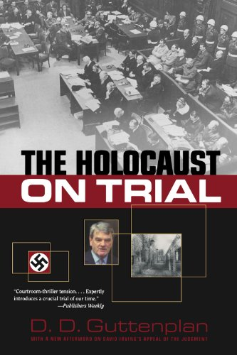 The Holocaust on Trial 9780393322927