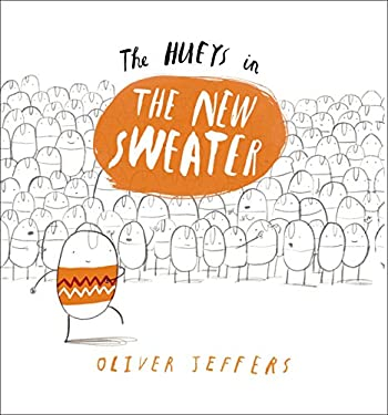 The Hueys in the New Sweater 9780399257674