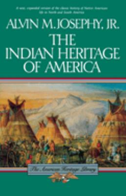 The Indian Heritage of America 9780395573204