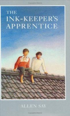 The Ink-Keeper's Apprentice 9780395705629