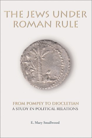 a discussion on the romans views on ruling Judea was ruled by a roman procurator who managed its political, military, and fiscal affairs its governmental structure was reorganized by gabinius, the roman governor of syria from 57 to 55 bce, who divided the country into five synhedroi, or administrative districts this arrangement was .