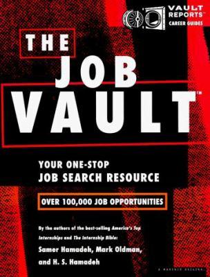The Job Vault 9780395861714