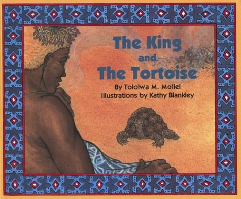 The King and the Tortoise 9780395644805