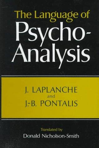 The Language of Psycho-Analysis 9780393011050