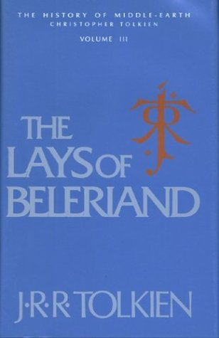 The Lays of Beleriand 9780395394298