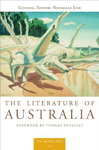 The Literature of Australia: An Anthology 9780393934663