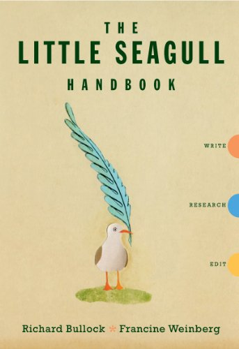 The Little Seagull Handbook 9780393911510