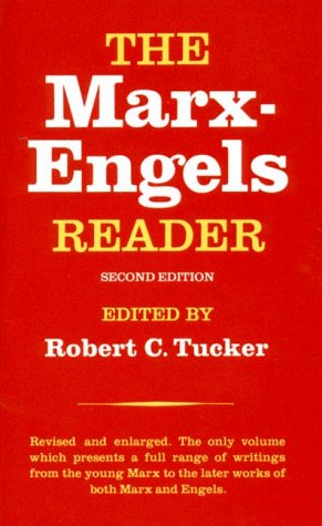 The Marx-Engels Reader 9780393090406