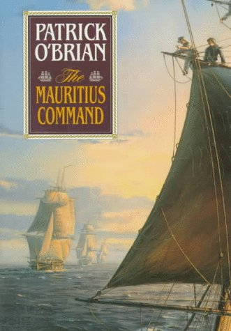 The Mauritius Command 9780393037043