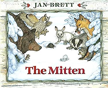 The Mitten: A Ukrainian Folktale 9780399252969