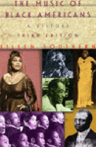 The Music of Black Americans: A History 9780393971415