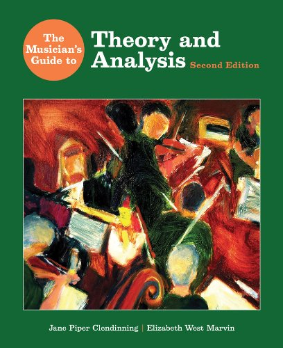 The Musician's Guide to Theory and Analysis [With CD (Audio)] 9780393930818