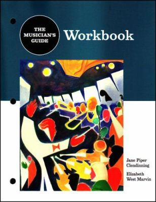 The Musician's Guide to Theory and Analysis Workbook 9780393976533