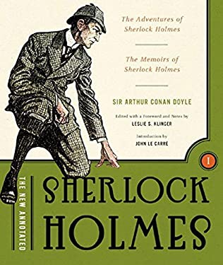 The New Annotated Sherlock Holmes, Volume 1: The Adventures of Sherlock Holmes & the Memoirs of Sherlock Holmes 9780393059144