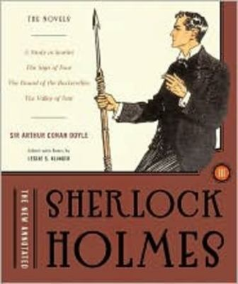 The New Annotated Sherlock Holmes, Volume 3: A Study in Scarlet, the Sign of Four, the Hound of the Baskervilles, & the Valley of Fear 9780393065947