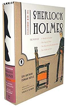 The New Annotated Sherlock Holmes, Volume 3: The Novels: A Study in Scarlet/The Sign of Four/The Hound of the Baskervilles/The Valley of Fear 9780393058000