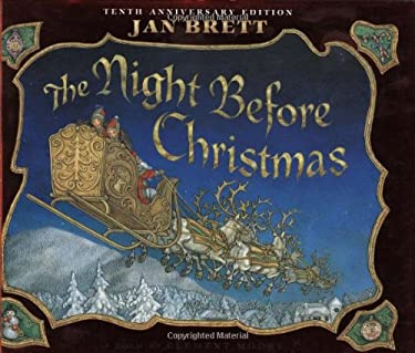 The Night Before Christmas 9780399251931