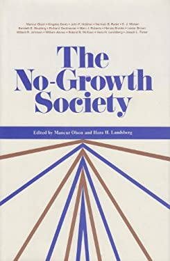 The No-Growth Society 9780393011111