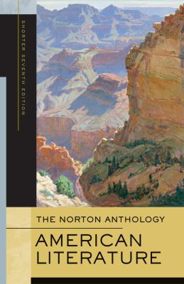The Norton Anthology: American Literature