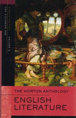 The Norton Anthology English Literature, Volume E: The Victorian Age 9780393927214