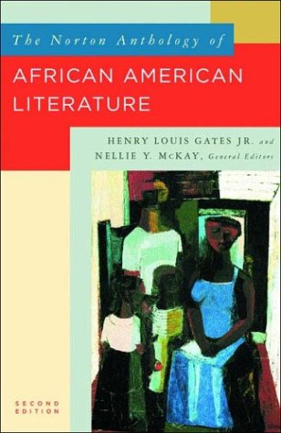 The Norton Anthology of African American Literature 9780393977783