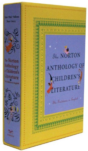 The Norton Anthology of Children's Literature: The Traditions in English 9780393327762