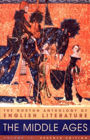 The Norton Anthology of English Literature 9780393975659