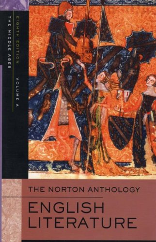 The Norton Anthology of English Literature 9780393927177