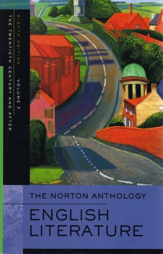 The Norton Anthology of English Literature 9780393927221