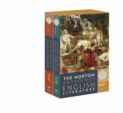 The Norton Anthology of English Literature, the Major Authors 9780393919660