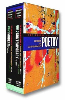 The Norton Anthology of Modern and Contemporary Poetry 9780393979787