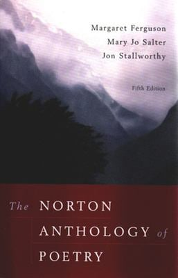 The Norton Anthology of Poetry 9780393979206