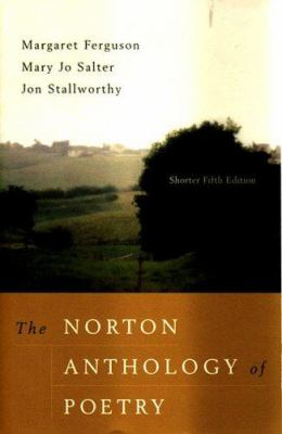 The Norton Anthology of Poetry 9780393979213