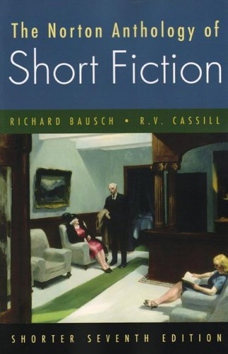 The Norton Anthology of Short Fiction 9780393926125