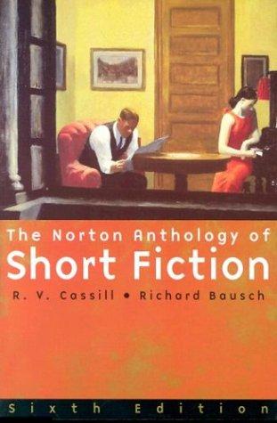 The Norton Anthology of Short Fiction 9780393975086