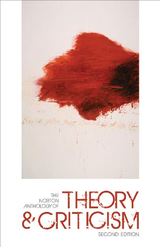 The Norton Anthology of Theory and Criticism 9780393932928