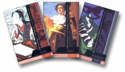 The Norton Anthology of World Literature: Volumes D, E, F 9780393977653